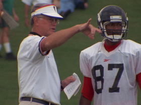 Watch: Vintage Training Camp Wire: Dan Reeves in 1997