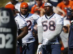 Watch: Von Miller: We're gonna have a better offense this year