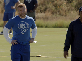 Watch: 2017 Minicamp Wire: Sean McVay