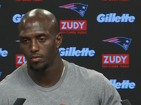 Watch: Devin McCourty 7/26: 'It's all about how we play this year'