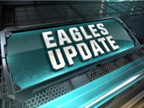 Watch: Eagles Update: Early Shakeup In Camp