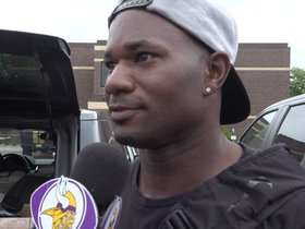 Watch: Move-In Day 1-on-1: Terence Newman