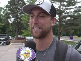 Watch: Move-In Day 1-on-1: Adam Thielen