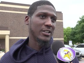 Watch: Move-In Day 1-on-1: Xavier Rhodes