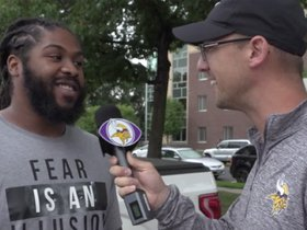 Watch: Move-In Day 1-on-1: Will Sutton