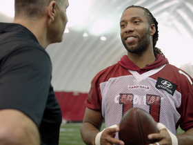 Watch: Back2Camp Extra: Kurt Warner and Larry Fitzgerald