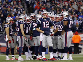 Watch: Mike Garafolo: Patriots players not entertaining 19-0 season