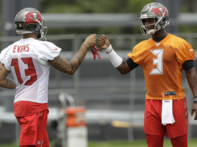 Watch: Jameis Winston: Mike Evans is a specimen out there