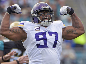 Watch: Steve Mariucci: Everson Griffen is the face of the Vikings