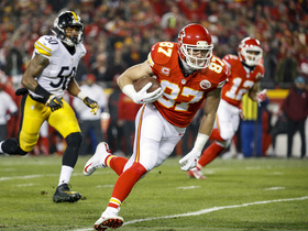 Watch: Can Travis Kelce carry the Chiefs offense?