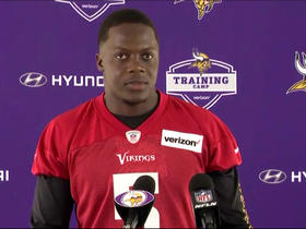 Watch: Teddy Bridgewater speaks out for the first time since injury