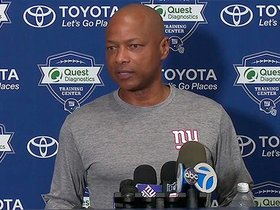 Watch: GM Jerry Reese press conference