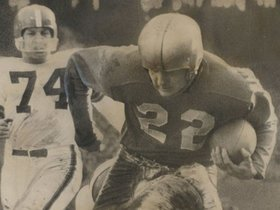 Watch: Throwback Thursday: Bobby Layne highlights