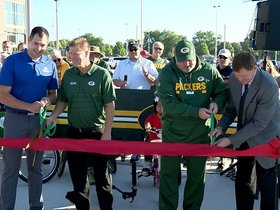 Watch: DreamDrive ribbon-cutting ceremony