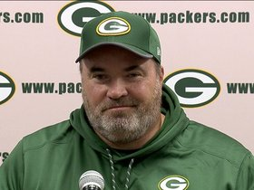Watch: McCarthy: Focus on 'procedure, pursuit and finish'