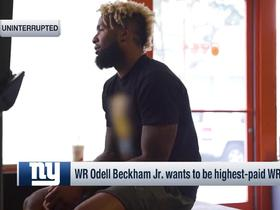 Watch: Odell Beckham Jr. wants to be highest-paid player in NFL