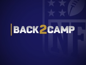 Watch: Back2Camp: Steve Smith Sr. visits the Baltimore Ravens