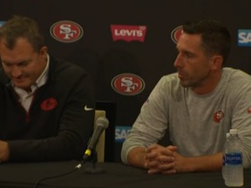 Watch: Shanahan: I'm happy that in my two years in Atlanta we were the only team without a delay of game