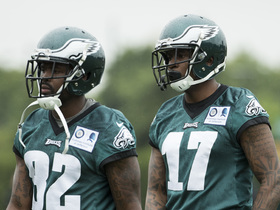 Watch: Kimberly Jones: Torrey Smith, Alshon Jeffery are bigger targets Wentz needs