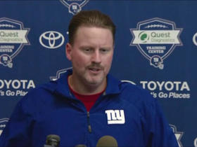 Watch: Ben McAdoo: 'We're going to start small and build our way up'