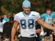 Watch: Greg Olsen opts out of a one-on-one match up against Julius Peppers