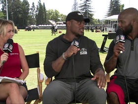 Khalil Mack on his game: I cannot be blocked