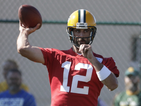Tom Pelissero: Aaron Rodgers is fantastic mentally and fired up