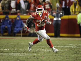 Maurice Jones-Drew: Spencer Ware is a versatile big running back