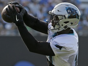 Blackmon: Curtis Samuel will make an impact on Panthers offense