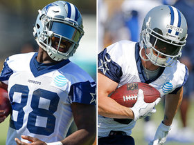 Dez Bryant is taking Ryan Switzer 'under his wing'