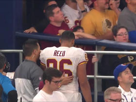 Ian Rapoport on Jordan Reed: He is still described as day-to-day