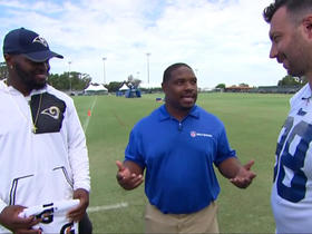 Ogletree on Rams defense: I'm looking forward to the new scheme