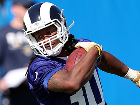 Projecting Todd Gurley's 2017 performance