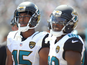 Tiffany Blackmon: There are high expectations for Jaguars receivers in 2017