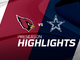 Watch: Cardinals vs. Cowboys Hall of Fame Game highlights
