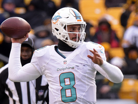 What is the best move for the Dolphins if Tannehill is out?