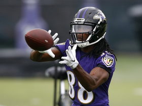 Aditi Kinkhabwala: Adeboyejo, White, Reynolds stepping up in Ravens practice