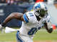 Watch: Why was Calvin Johnson at Dolphins training camp?