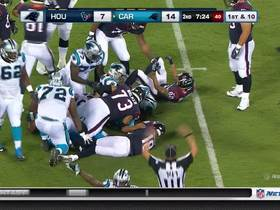 Watch: Dezmen Southward recovers fumble vs. Texans