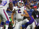 Watch: Botched snap on 4th down recovered by Nathan Peterman