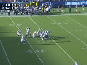 Watch: Lance Lenoir fumbles Johnny Hekker's punt, Rams recover