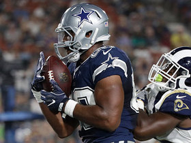 Watch: Rico Gathers catches a beautiful TD pass from Cooper Rush
