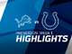 Watch: Lions vs. Colts highlights | Preseason Week 1