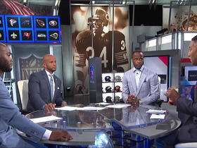 NFL Network analysts discuss continuing national anthem protests