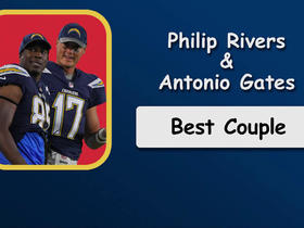 Preseason Week 1 superlatives- Philip Rivers and Antonio Gates