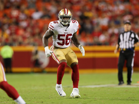 Mike Garafolo: Reuben Foster brings energy on and off the field