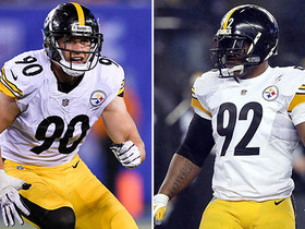 Can T.J. Watt really take James Harrison's place in the lineup?