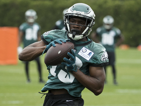 Howie Roseman: Nelson Agholor brings a different element to the Eagles