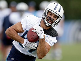 Watch: Eric Decker makes GREAT one-handed catch in practice