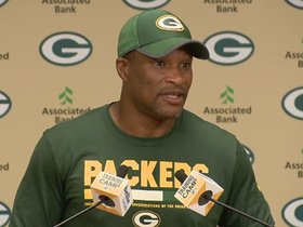 Watch: Perry asking a lot of Josh Jones